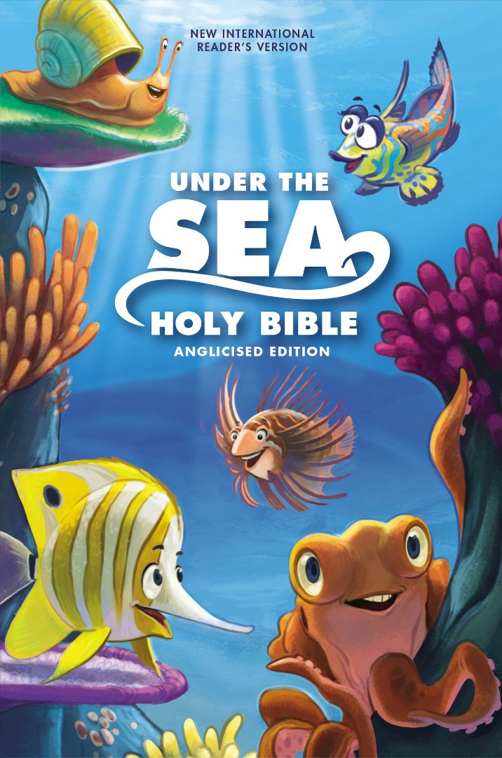 NIrV: Under The Sea Bible, Anglicised, HB