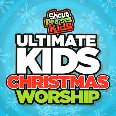 Ultimate Kids Christmas CD