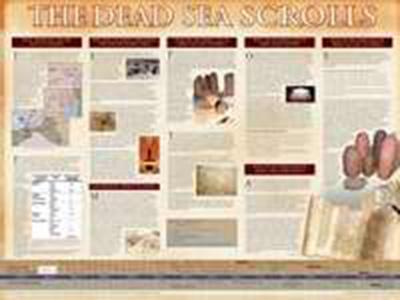 Dead Sea Scrolls (Laminated)   20x26