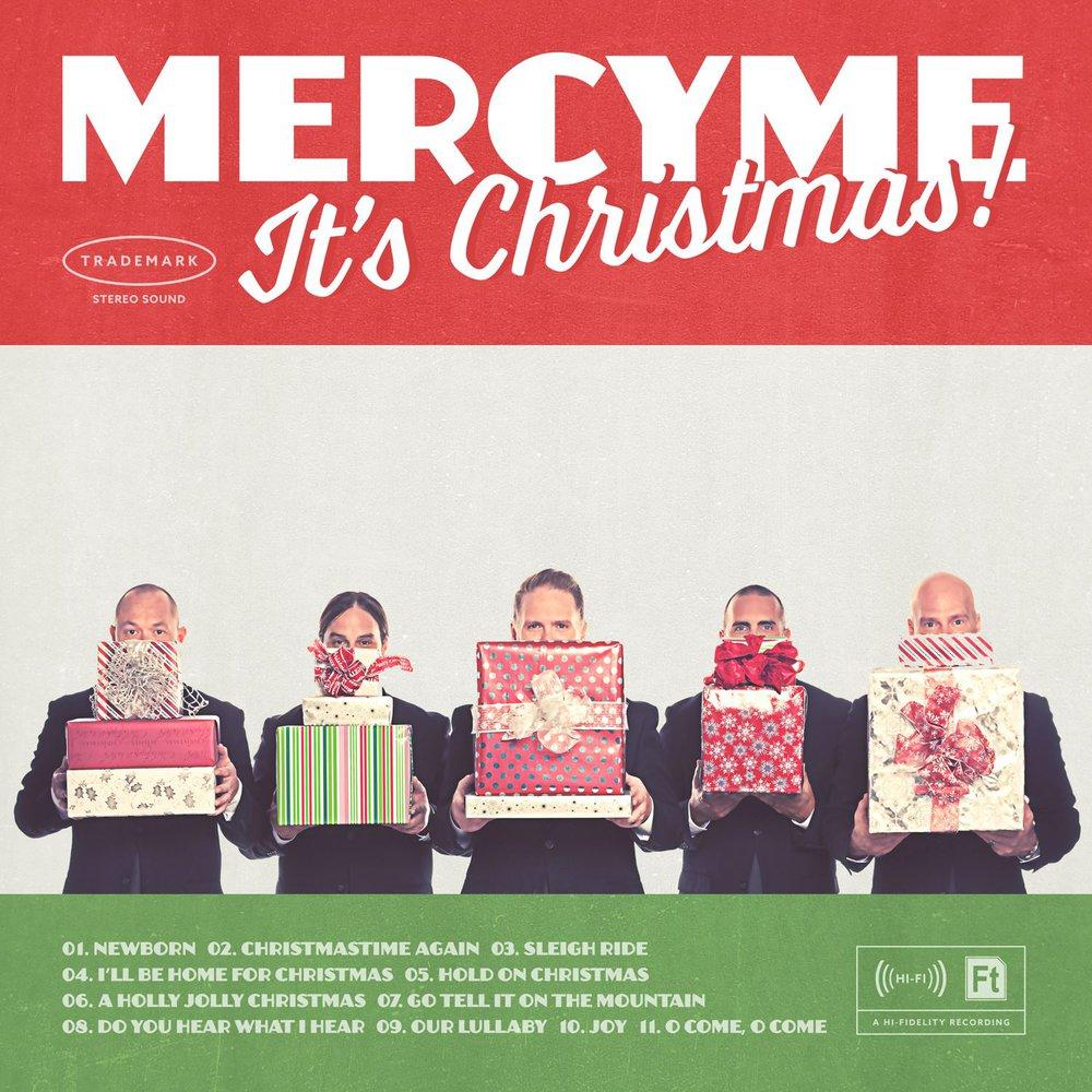 Mercy Me It\'s Christmas! (696859309731): MercyMe: CLC Bookshops