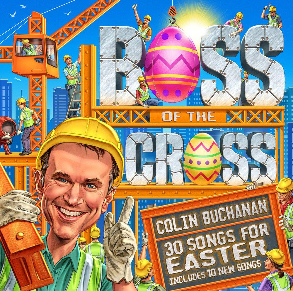Boss Of The Cross CD