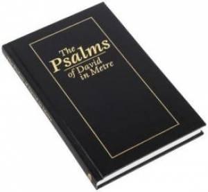 Psalms of David in Metre, Medium Print