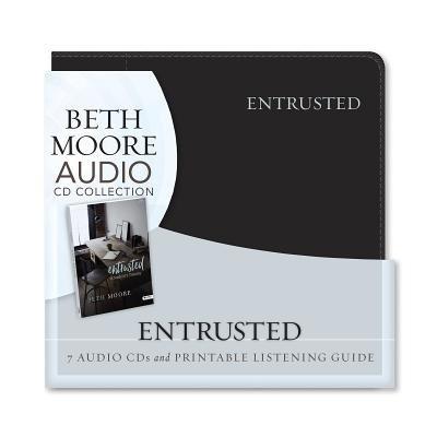 Entrusted Audio CD Set: Study of 2 Timothy