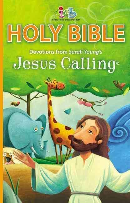 ICB: Jesus Calling Bible For Children, HB