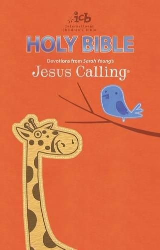 ICB: Jesus Calling Bible For Children, Softback