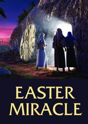 Easter Miracle Tracts (Pack of 50)
