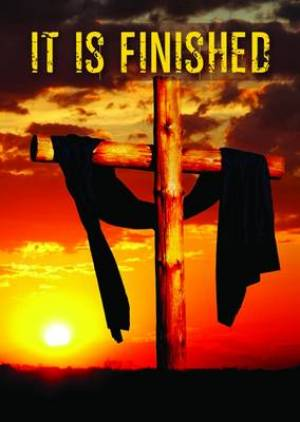 It Is Finished Tracts (Pack of 50)