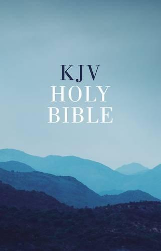 KJV Value Outreach Bible, Mountains, PB