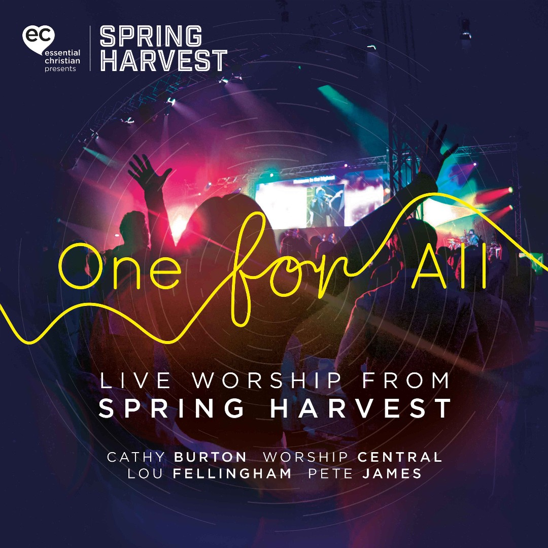 One For All - Live Worship From Spring Harvest 2017 CD