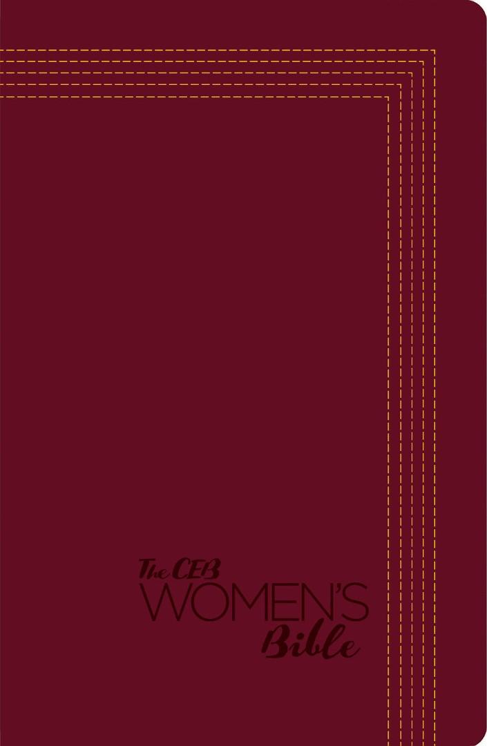 CEB Women's Bible DecoTone