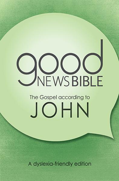 GNB Dyslexia-Friendly Gospel of John