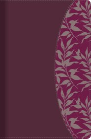 RVR 1960 Biblia de Estudio para Mujeres, vino tinto/fucsia s