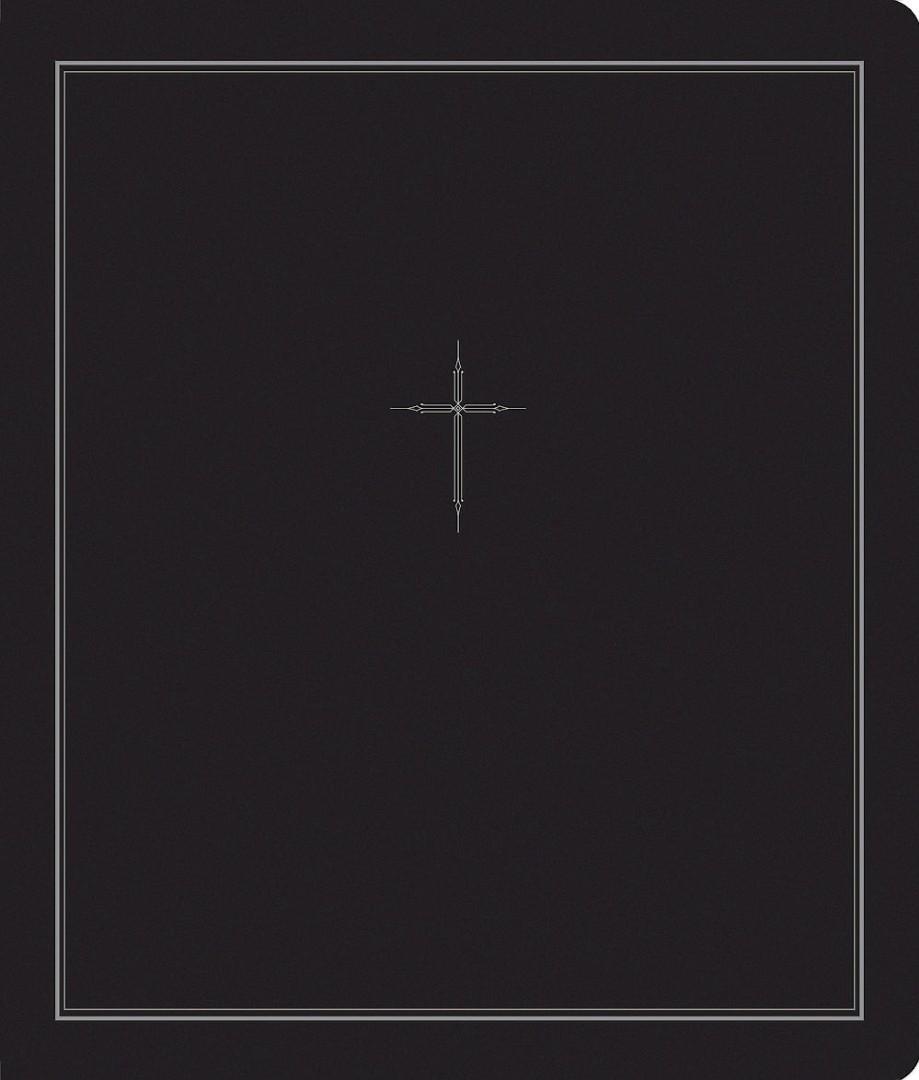 CEB Wide-Margin Classic Onyx Bible