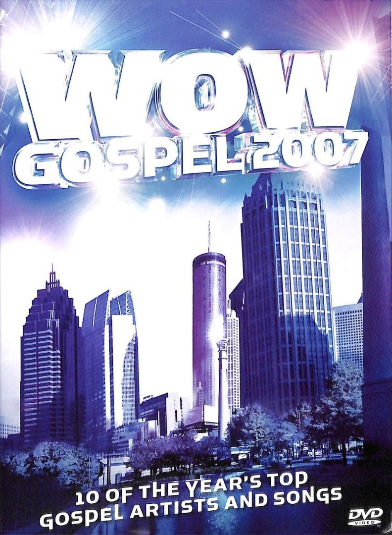 Wow Gospel 2007 Dvd-Audio