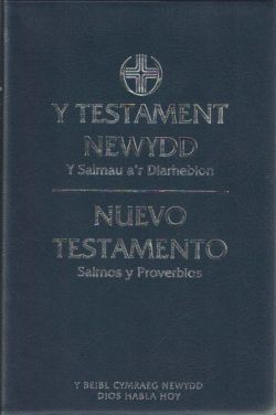 Beibl Cymraeg Newydd/Spanish DHH NT Psalms Proverbs Diglot