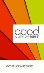 GNB Gospel Of Matthew (Pack of 10)