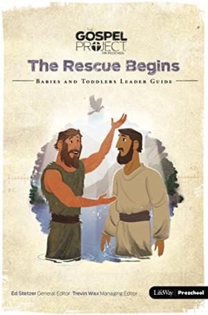 Gospel Project For Preschool: Leader Guide, Spring 2017