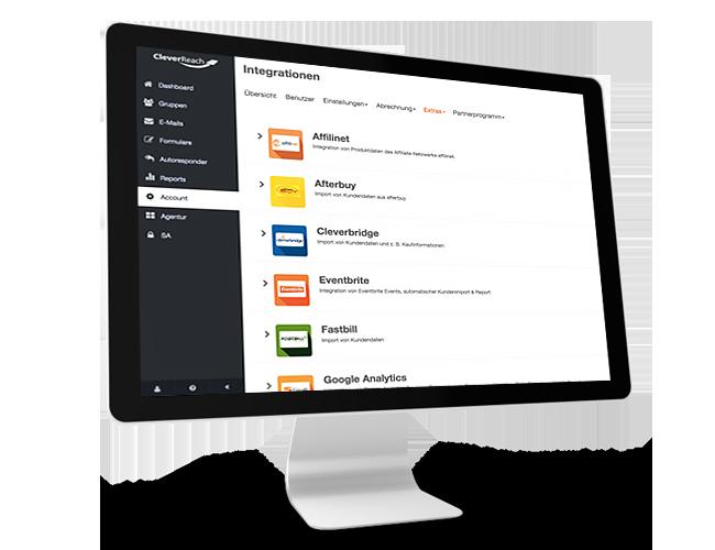 CleverReach® Integrations & Plugins