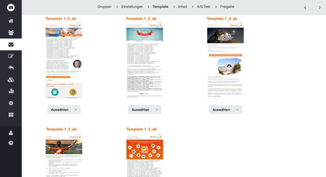 screenshot: Unsere Tipps für Ihr erfolgreiches Newsletter Testing