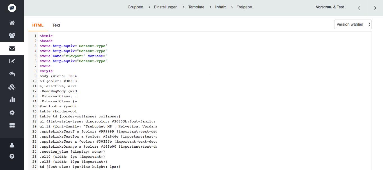 Fein Html Beispielvorlage Bilder - Beispiel Anschreiben für ...