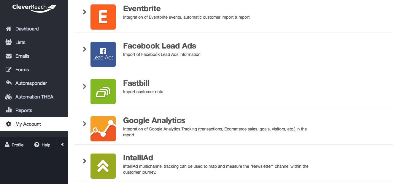 screenshot: IntelliAd-Tracking