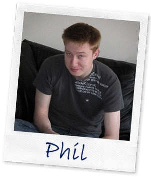 Phil Winstanley - Dec 2009