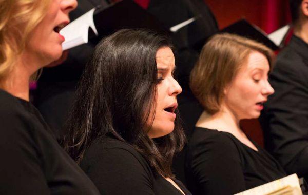 Nederlands Kamerkoor zingt Requiem van Fauré