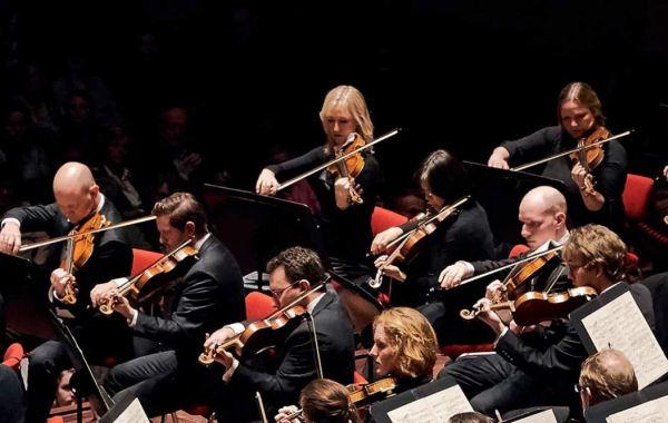 Mozart en Brahms door het Concertgebouworkest