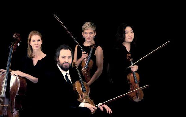 Artemis Kwartet met Schuberts Der Tod und das Mädchen