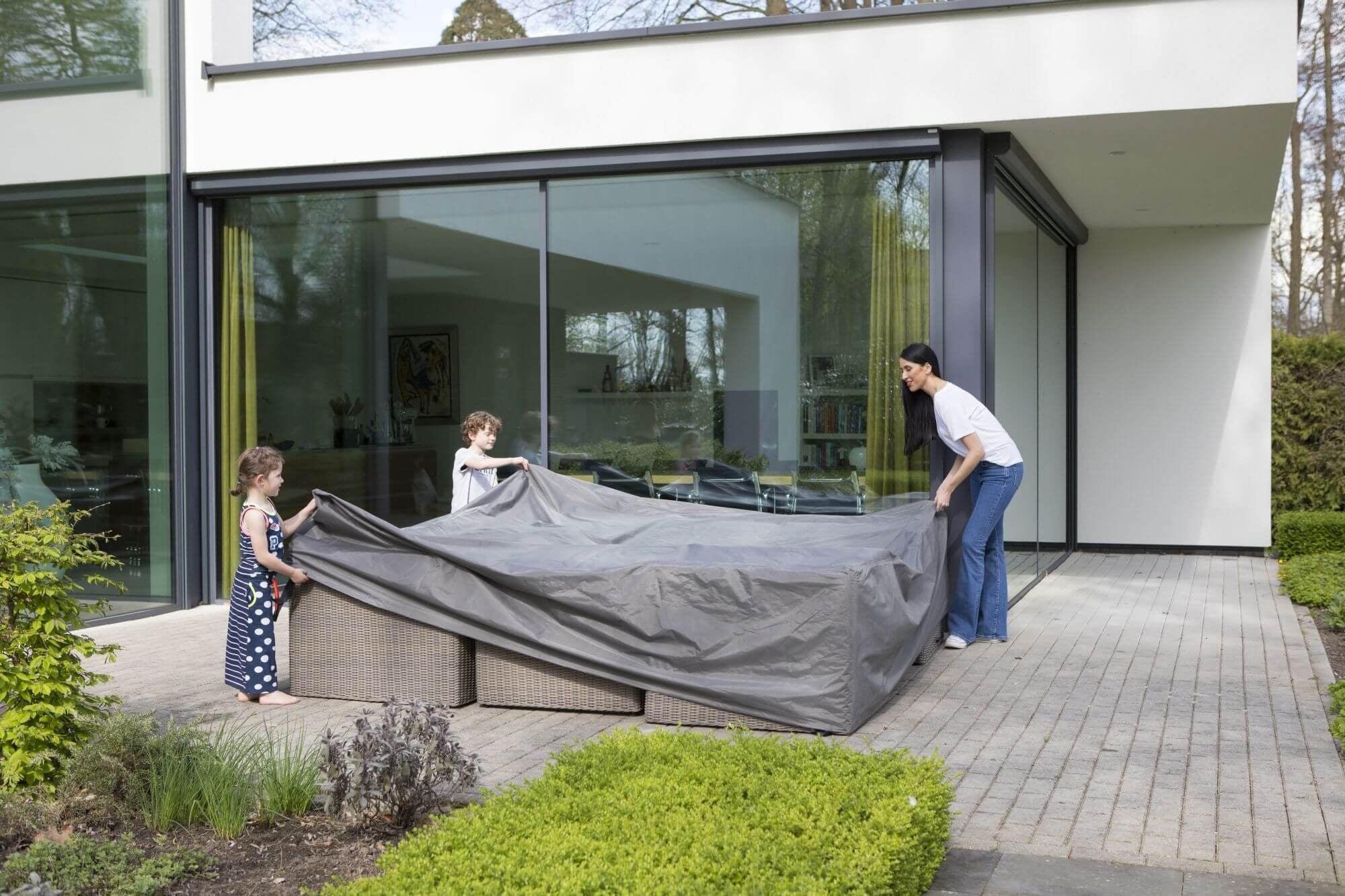 Outdoor Covers Premium hoes voor loungeset 250 cm