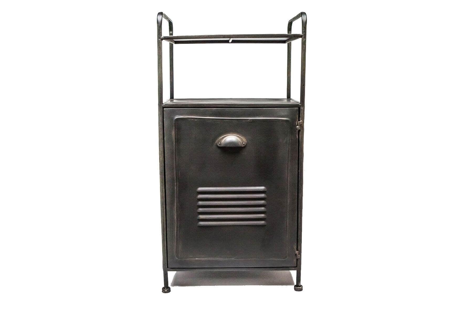 Metalen Lockerkast 41,5x32,5xH81,5 cm