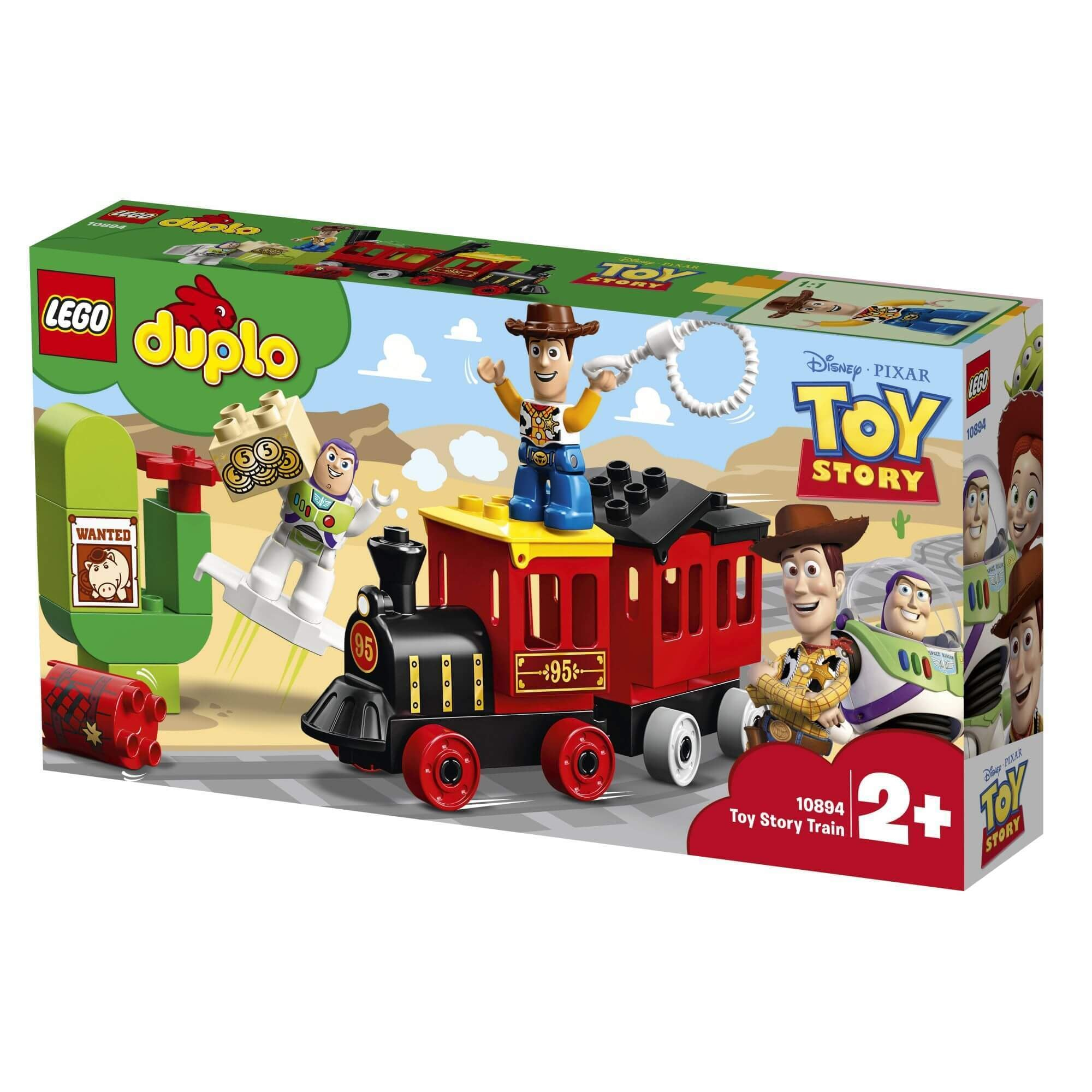 Lego 10894 Duplo Toy Story Trein