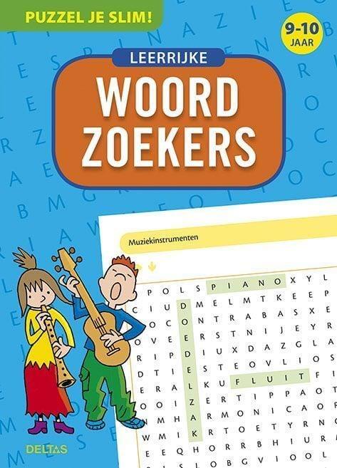 Leerrijke woordzoekers 9-10j