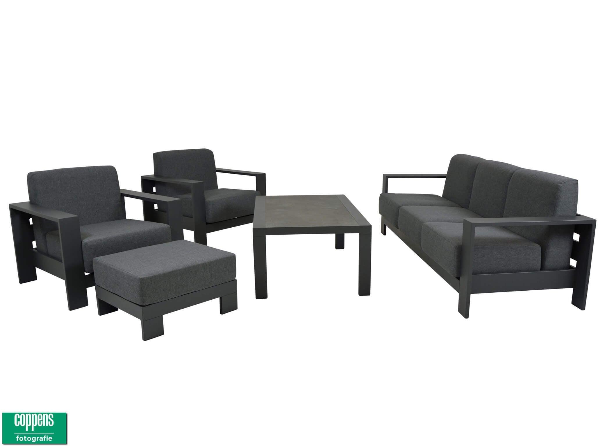Exclusief lounge set seoel met zits bank coppens warenhuis