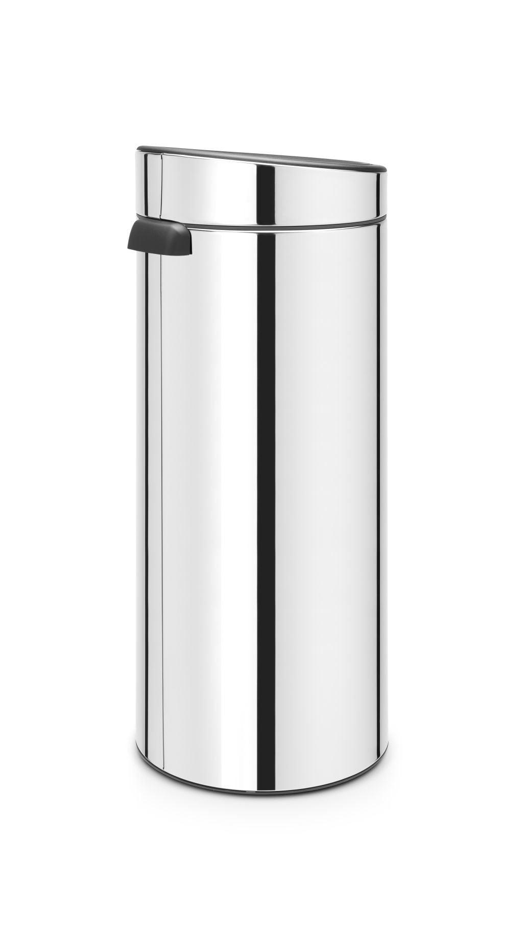 Brabantia 30 Liter Afvalemmer.Brabantia Touch Bin New Afvalemmer 30 Liter Coppens Warenhuis