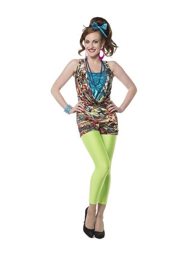 Disco Jumpsuit Kort