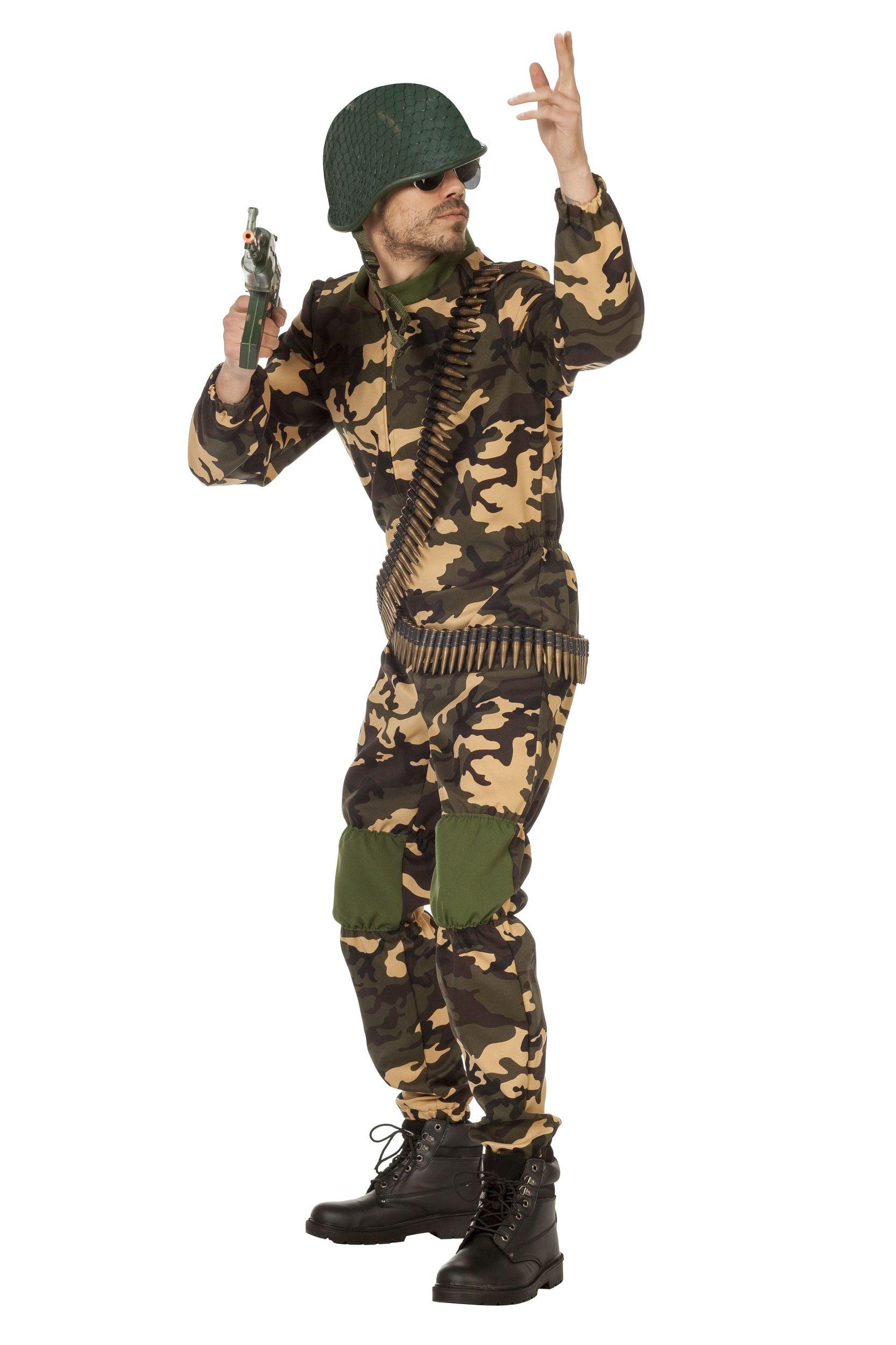 Commando overall