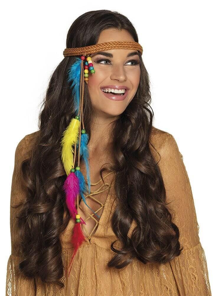 Hoofdband Hippie