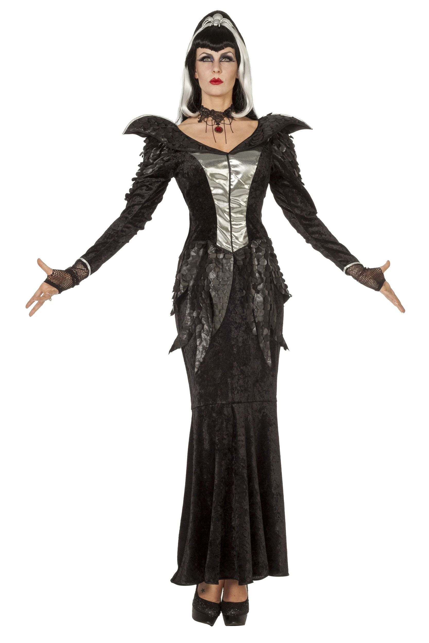 Black Raven jurk