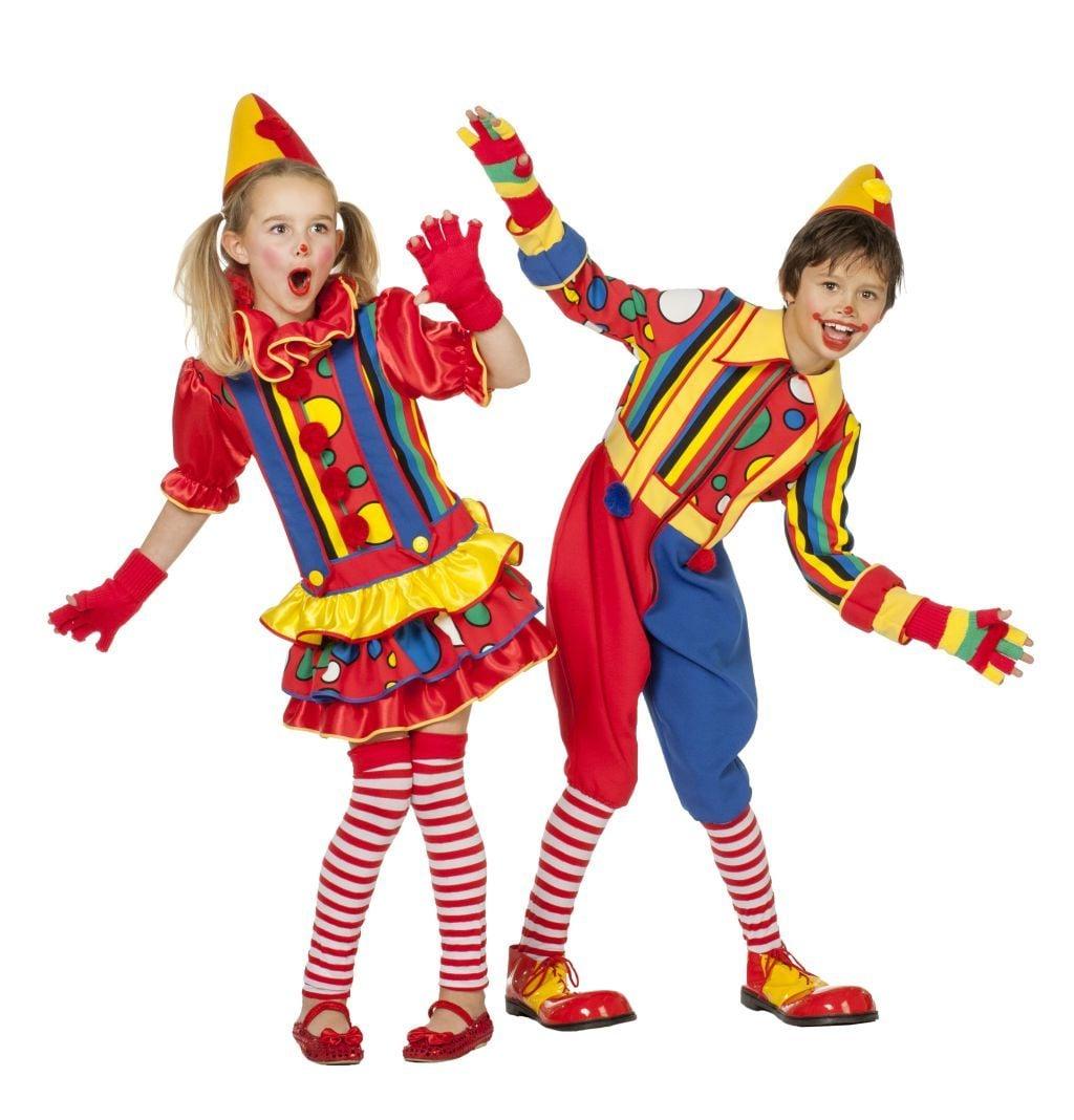 Coppens Clown Bubbles (meisje)