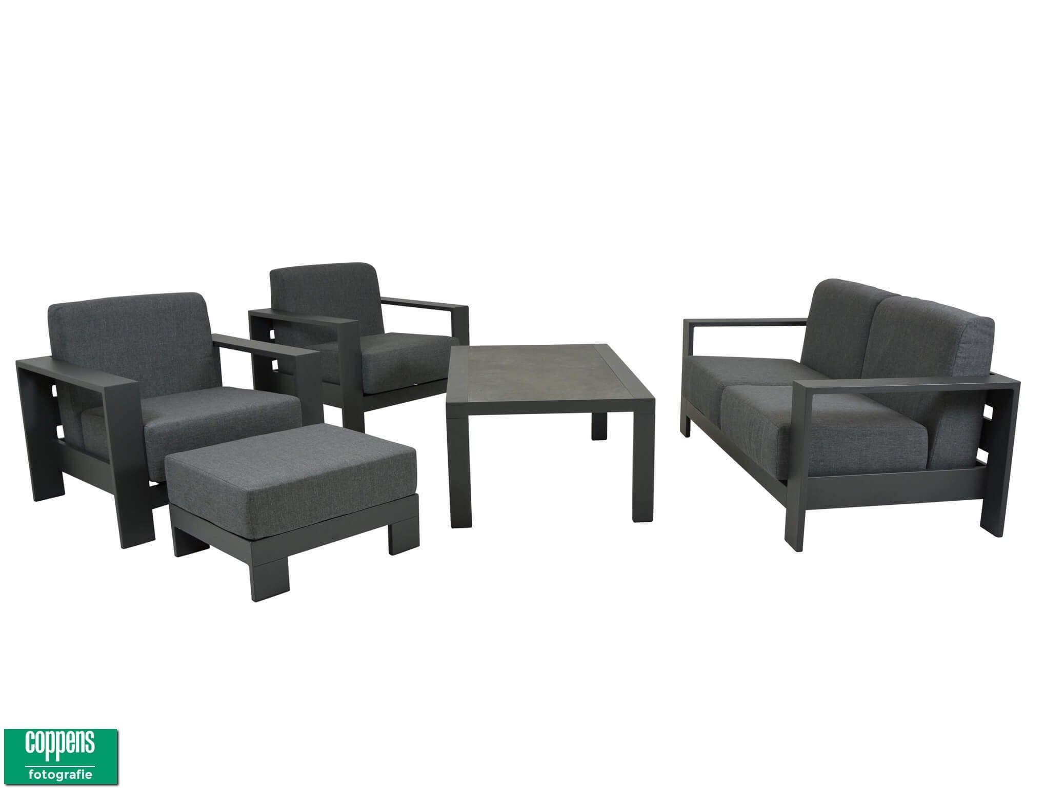 Exclusief lounge set seoel met 2 zits bank coppens warenhuis