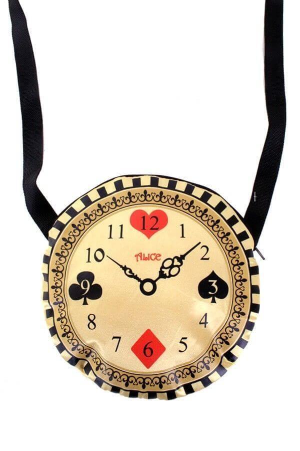Tas gouden klok