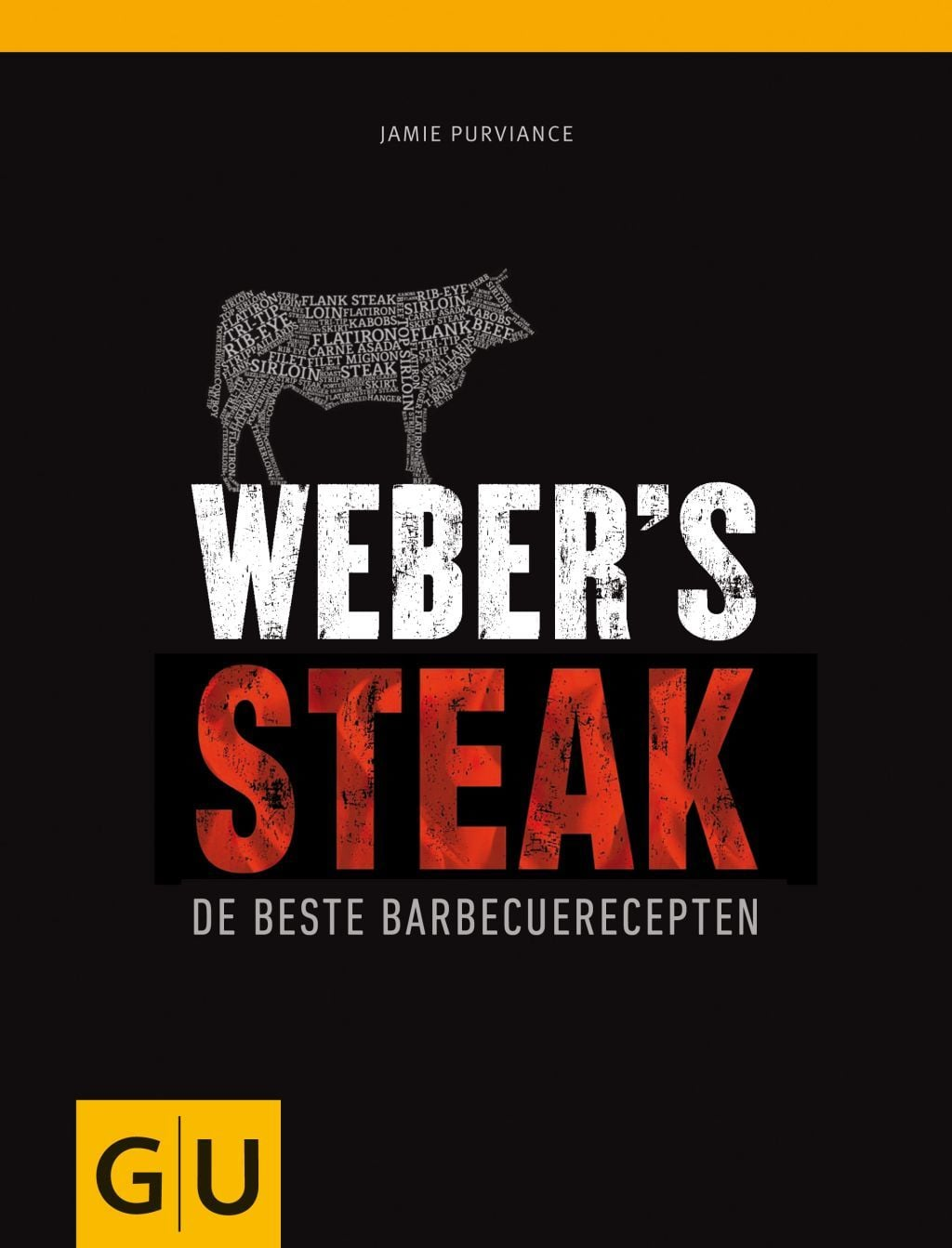 Weber Kookboek Weber's Steak