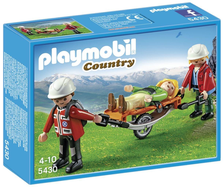 Playmobil reddingsteam 5430