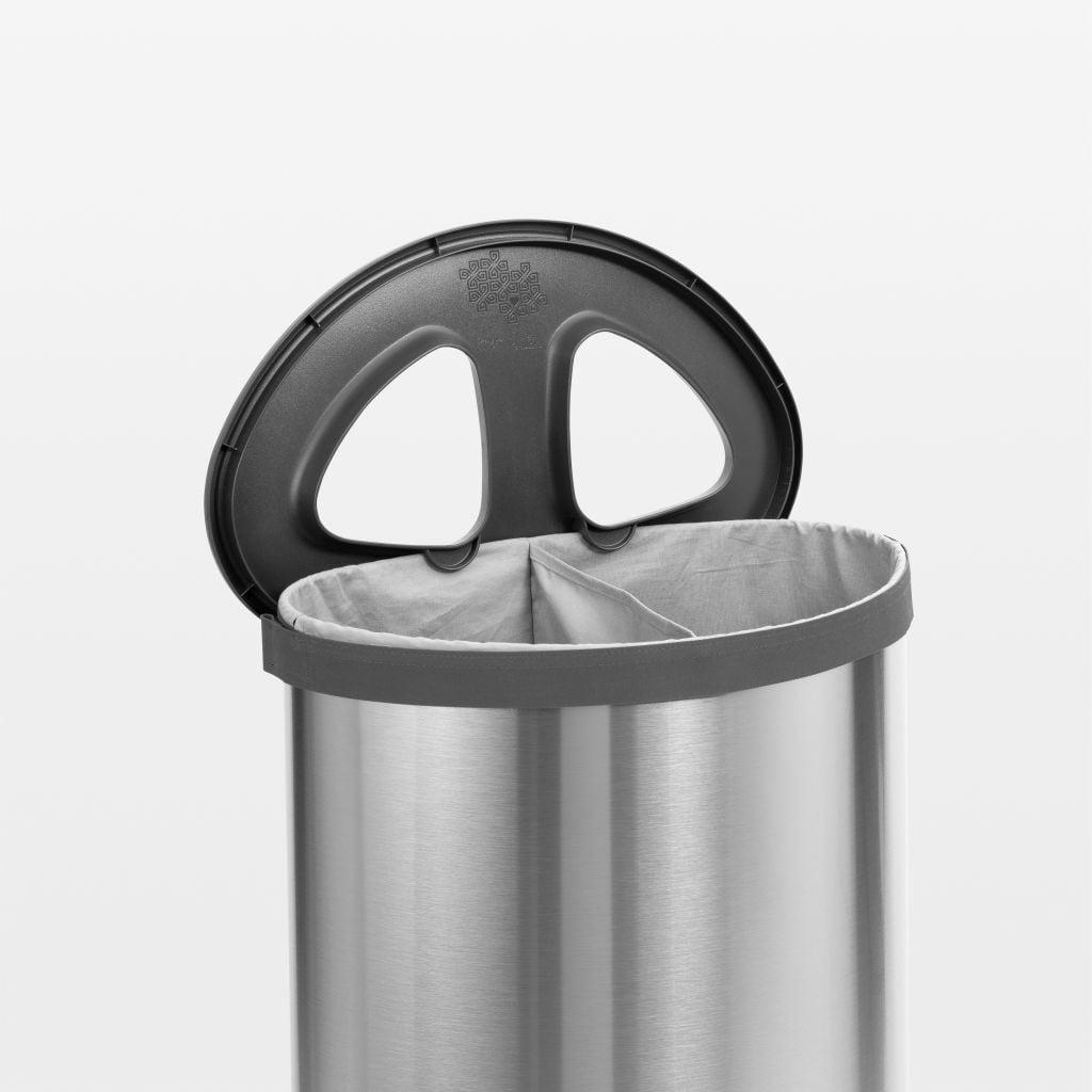 Brabantia Wasbox 50 Liter Matt Steel.Brabantia Wasbox 55 Liter Selector Brabantia Wasbox 55 Liter Selector