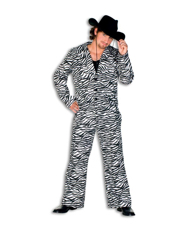 Kostuum Zebra