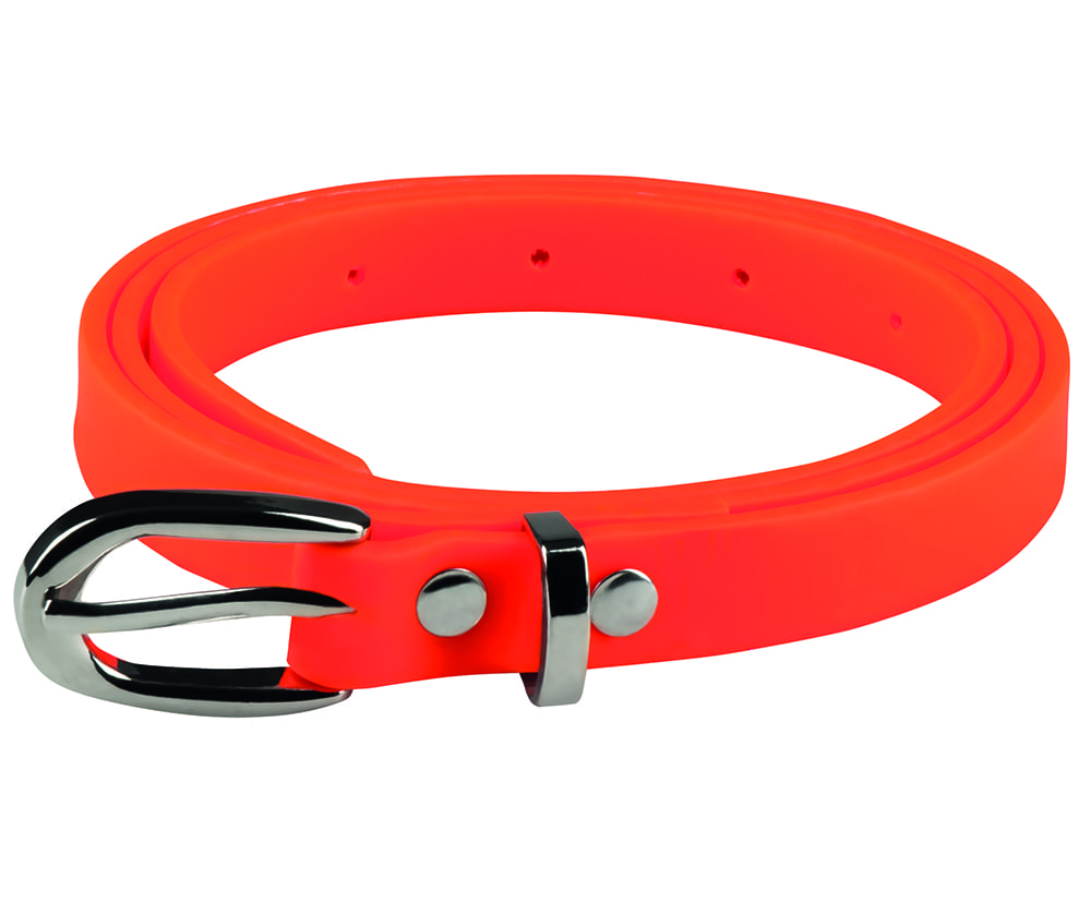 Belts neon orange