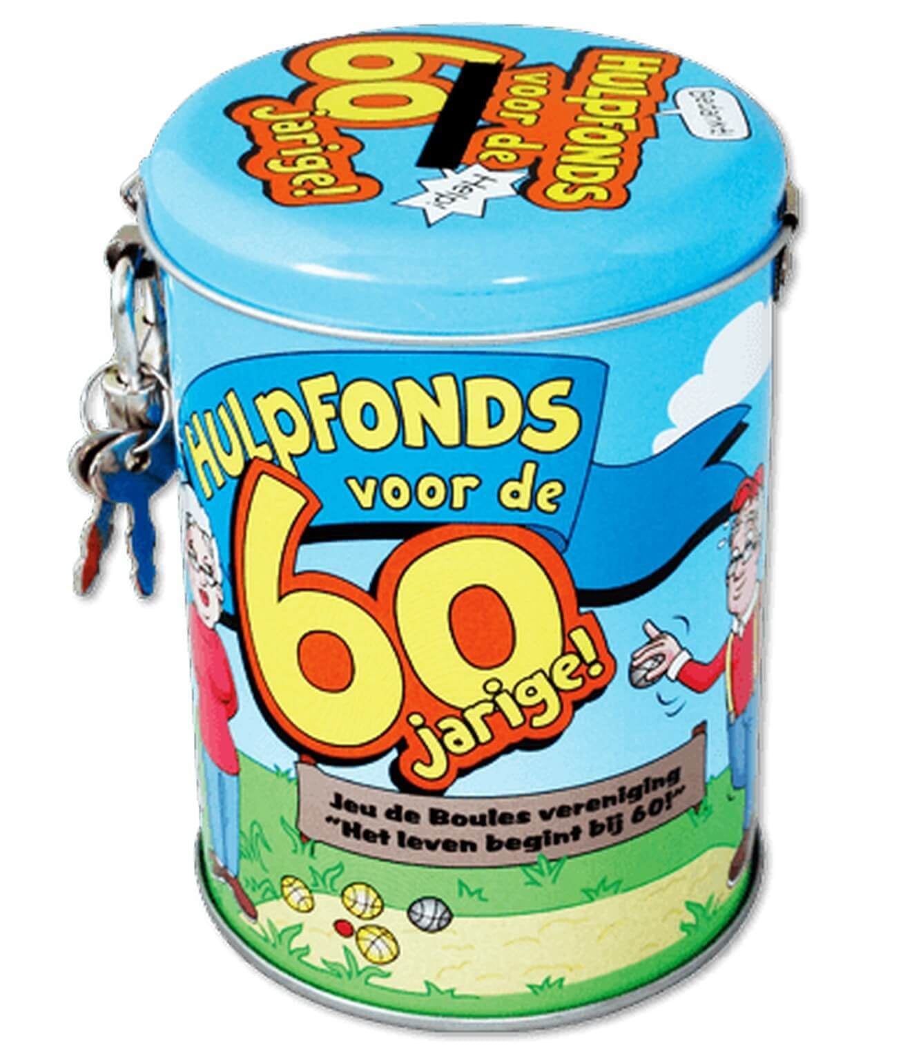 Spaarpotten - 60 jaar