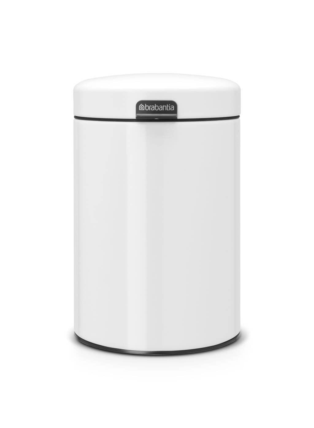 Brabantia New Icon Wandafvalemmer 3 Liter White