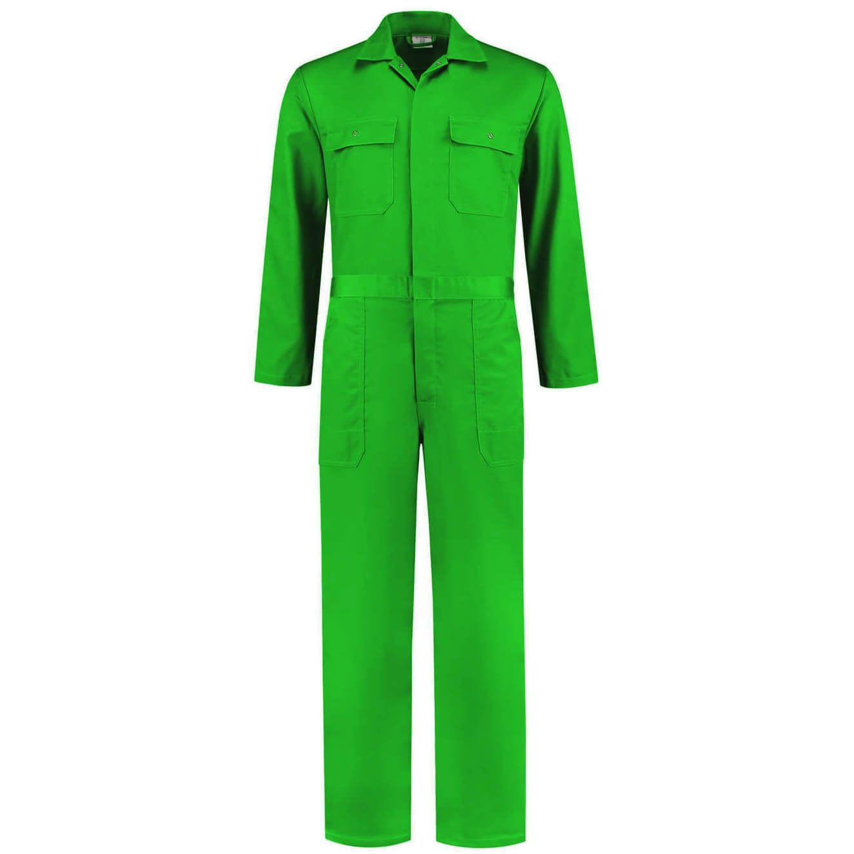 Groene Kinderoverall